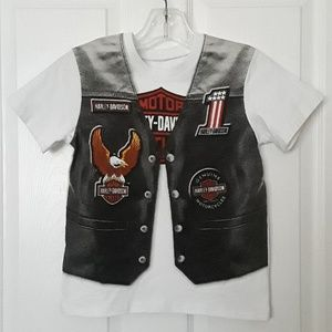 Other - Boys tee, vest look, size 6?